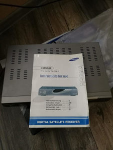 Digital Satellite Reciver Samsung DSR 9500