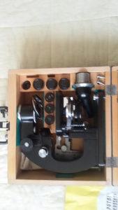 Mikroskop putni