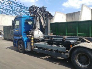 Actros 2543
