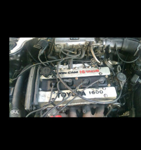 Toyota Corolla GTI