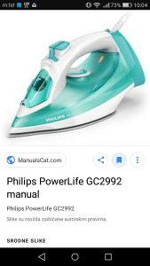 Philips pegla