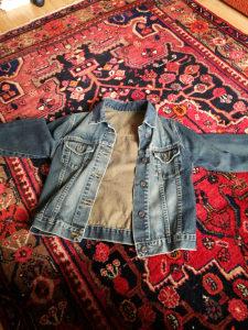 Denim (Jeans) jakna djecija