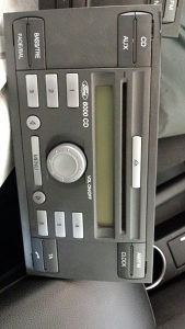 Radio cd ford 6000
