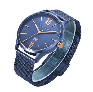 Muški elegantni sat MINI FOCUS plavi