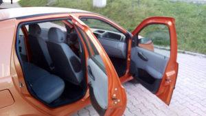 FIAT PUNTO 2 SX REGISTROVAN