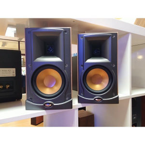 Klipsch Reference Series RB-15 - speakers - wired