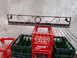 Nosač za čaše. Kovano željezo korišteno 1 godinu