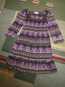 Krasna haljinica,marke C&A.Broj 146.Kao nova!