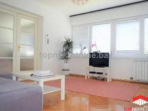 Namješten stan 74m2 Centar ulica Koševo