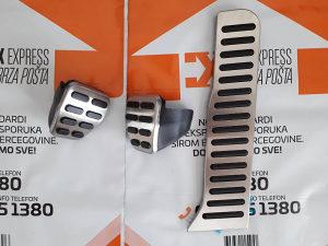 Papučice pedale VW Golf 5 6 Passat 6 7 Škoda Seat