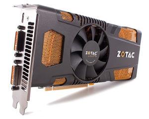 GTX 560 Ti OC Zotac 1/4GB 256-bit GTA 5 WOT PUBG