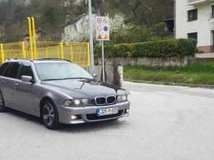 BMW E39 530 d M paket Može Zamjena