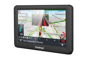 Navigacija Prestigio GeoVision 5059