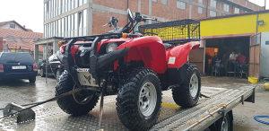 Yamaha Grizzly 700 4x4 mod 2010 god*066-920-741