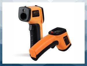 Digitalni IC Termometar Beskontaktni -50 do 380 C