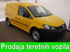 VW Caddy Maxi 2.0TDI, model 2013 - U dolasku...