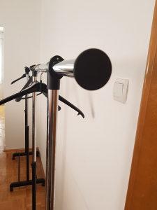 Pokretni stalak za garderobu i obuću (1 komad-20 km)