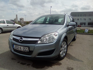 Opel Astra 1.7 CDTI, 2009 godište.