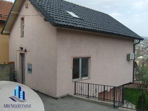 Koševsko brdo // izdaje se stan u kući od 47 m2