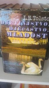 Knjige Tolstoj