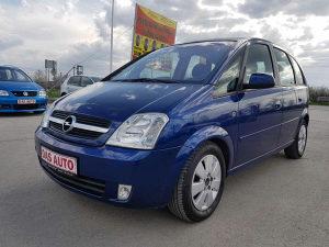Opel Meriva 1.7 2004g 74kw