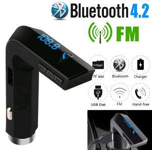 USB Mp3 Transmitter / Transmiter Bluetooth za auto