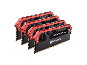CORSAIR 16GB Dominator Platinum ROG DDR4 3200MHz CL16