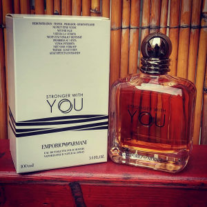 Armani Stronger With You 100ml 100% ORIGINALNO