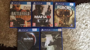 PS4 igre