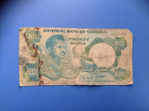 Novčanice NIGERIJA