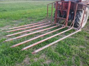 Traktorske vile za sijeno