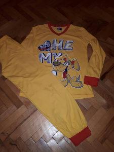 Pidžama pamuk S
