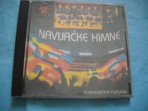 CD - Navijačke himne