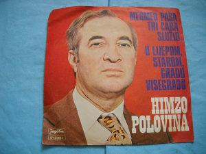 Stara singl ploča - Himzo Polovina