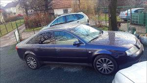 Audi a6 1.8 plin