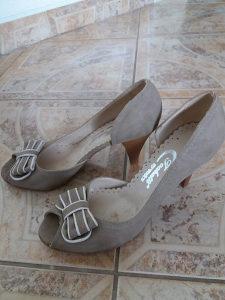 Cipele otvorene