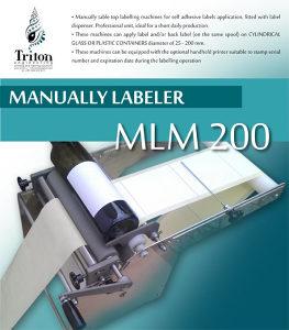 Rucna Etiketirka LM 200