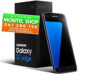 Samsung Galaxy S7 edge - NOVO, GARANCIJA