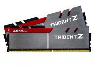 G.SKILL 16GB Trident Z DDR4 3600MHz CL15 KIT