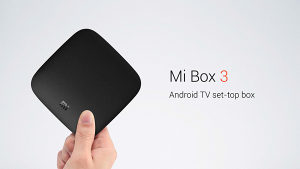 Xiaomi Mi box 3 android TV box, IPTV