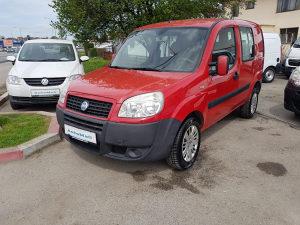 Fiat Doblo 1.3 jtd putnicki klima 2007. god.
