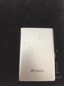 Verbatim portable HDD 1TB