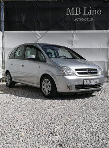 Opel Meriva 1.7 CDTI 4 vrata