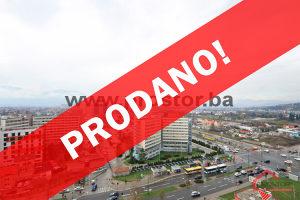 PROSTOR prodaje: Dvosoban stan, Alipašino Polje