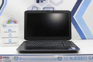 Laptop Dell E5530; Core i5-3340M 2,70 GHz 4GB DDR3 RAM