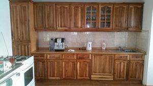 Kuhinja puno drvo 3,5m