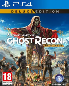 Tom Clancy's Ghost Recon: Wildlands Deluxe Edition PS4