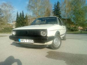 VW GOLF 2 1.6 TD