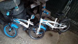 Bicikla dva