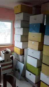 Pčelarska oprema